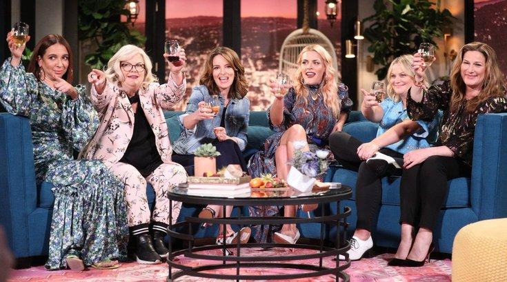 Tina Fey and 'SNL' alum