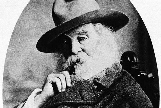 68d4b9d10be54b Celebrate Walt Whitman's 200th birthday in and around Philadelphia ...