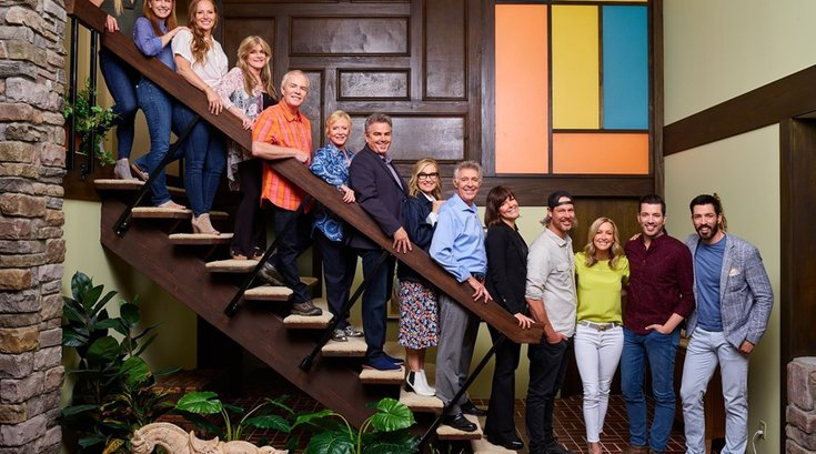 Brady Bunch house renovations