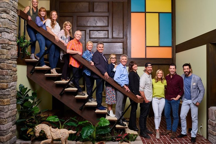 Brady Bunch house renovations