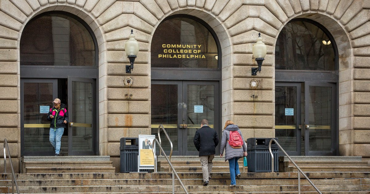 Community College of Philadelphia classes will all be online during fall semester  PhillyVoice