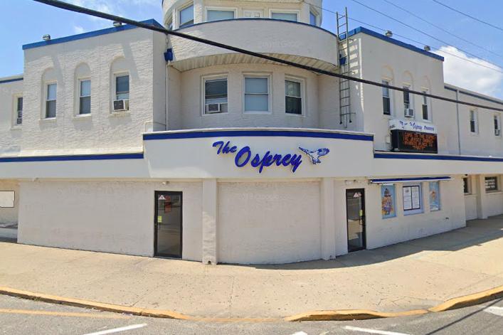 Osprey Manasquan closed