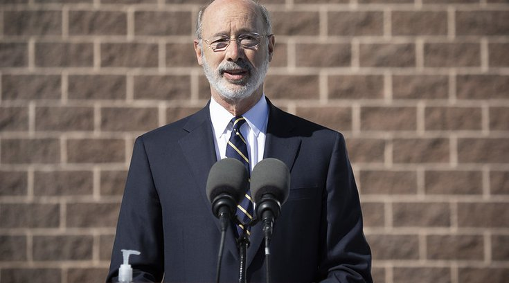 Gov. Tom wolf veto bill