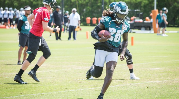 Carroll - Eagles Stock Jay Ajayi