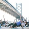 Yoga on the Pier