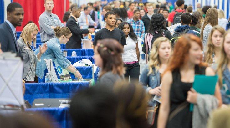 Limited - NACAC College Fair