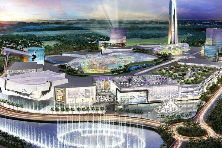 American Dream Miami Mega Mall