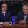 Jon Stewart and Colbert call out Mitch McConnell