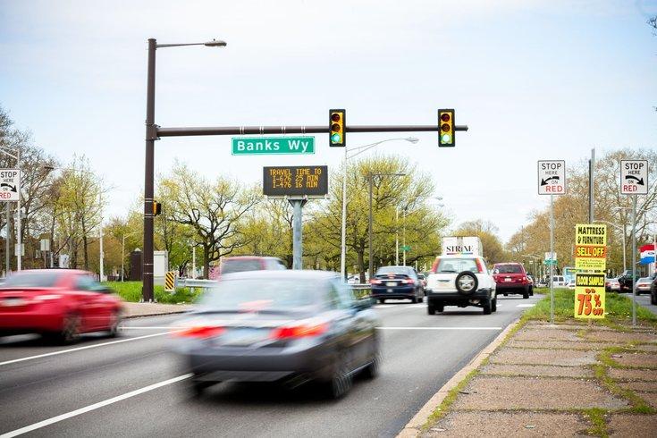 Roosevelt Boulevard traffic cameras