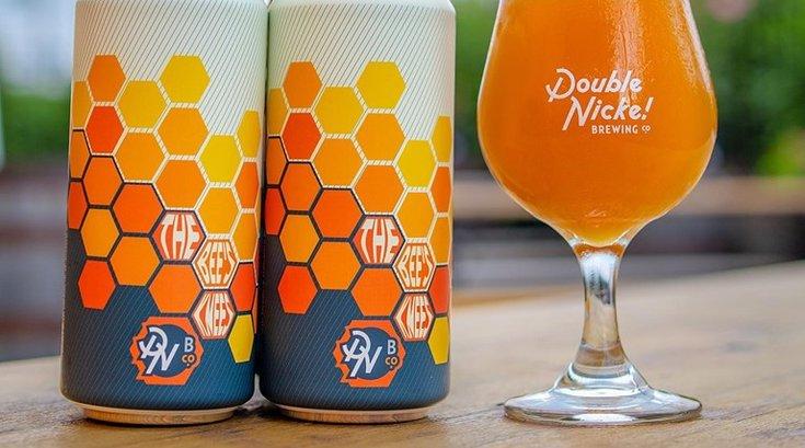 Double Nickel releases Bee's Knees IPA
