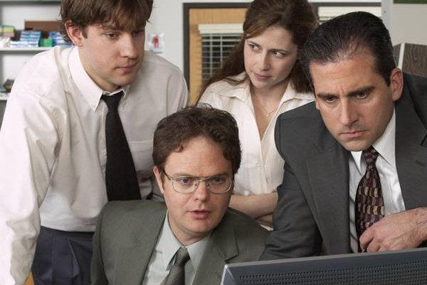 The Office Netflix nbc