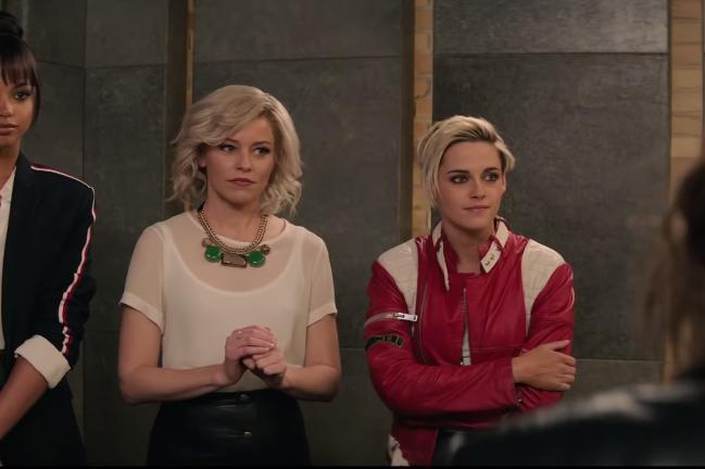 'Charlie's Angels' reboot trailer
