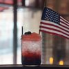 Fourth of July drinks and food in Philadelphia