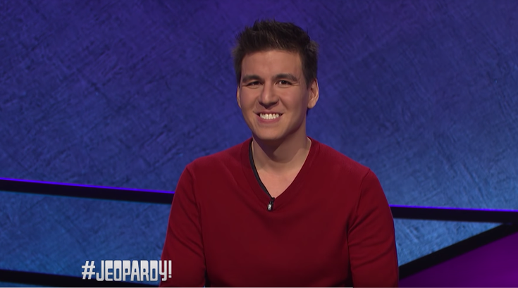 Holzhauer loss on Jeopardy!