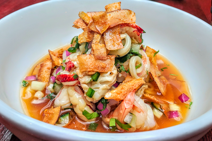National Ceviche Day at Cuba Libre