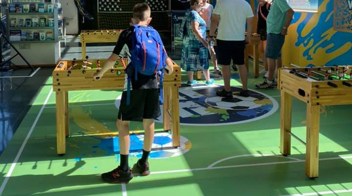 Philadelphia opens new exhibit for pitch to host World Cup 2026
