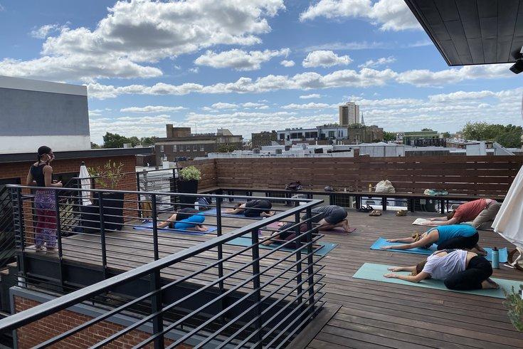 Emmy Squared yoga