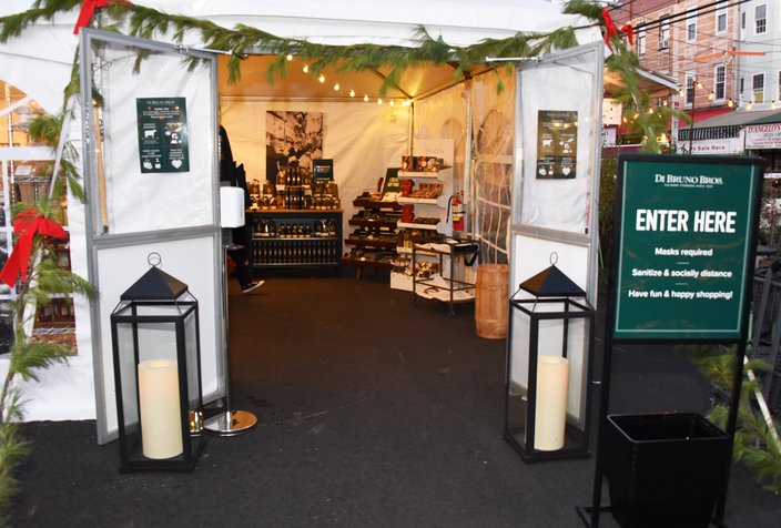 Di Bruno Holiday Market