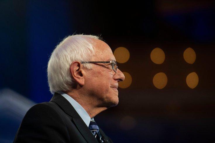 Sen  Bernie Sanders to rally in Center City against