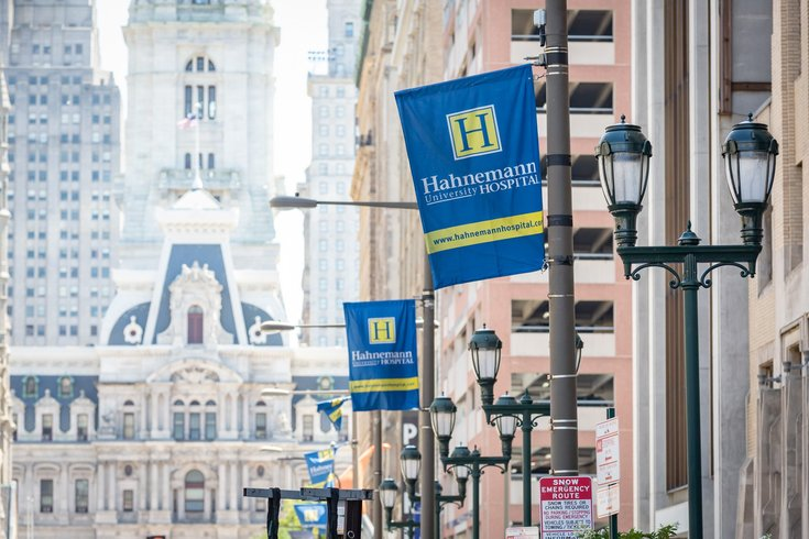 Hahnemann hospital timeline closure