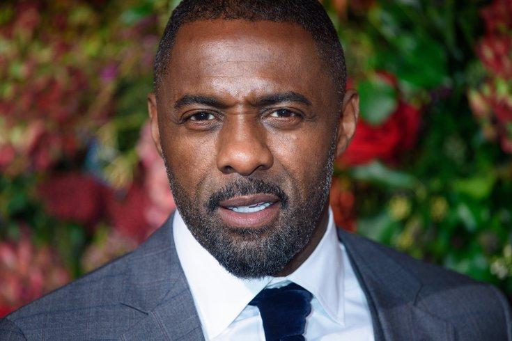 Idris Elba 'Ghetto Cowboy'