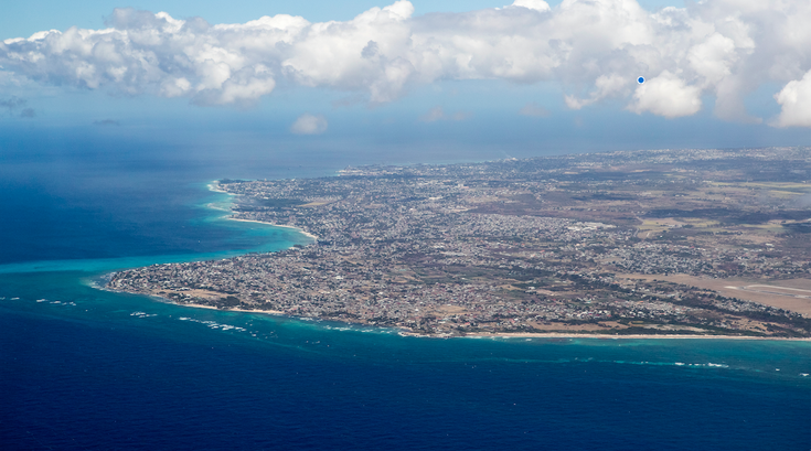 Search ends New Jersey couple in Barbados