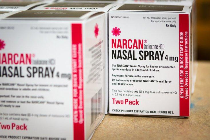 FDA naloxone opioid