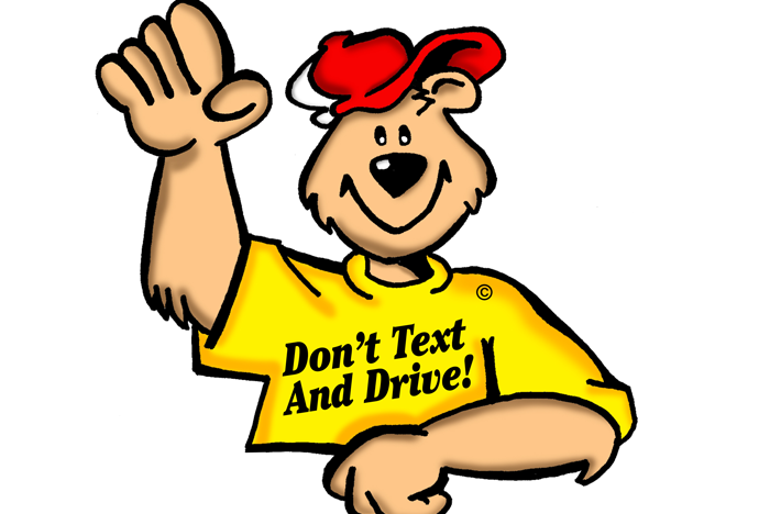 Limited - Barbera Dont Text and Drive
