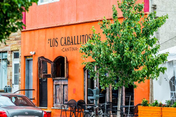 Cantina Los Caballitos in East Passyunk