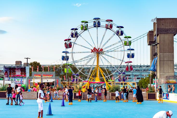 RiverRink Summerfest