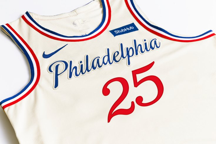 Sixers Unveil New City Edition Uniforms At 76ers Crossover Art Exhibit Phillyvoice