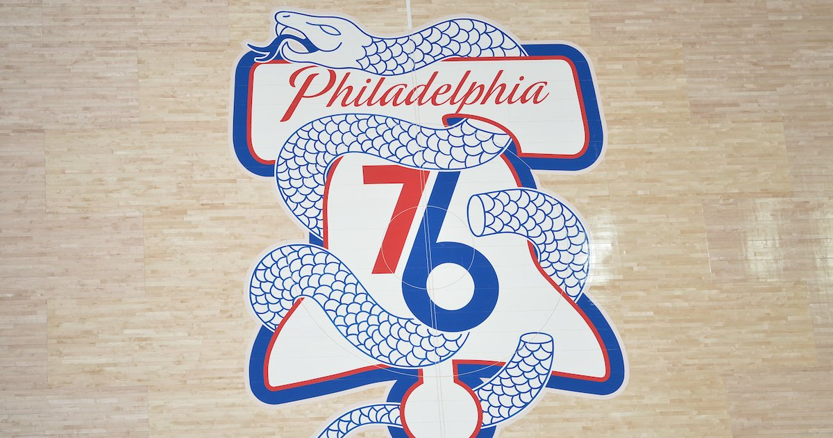3bff36166c1 The NBA Playoffs are coming — and the Sixers are bringing back their  Phila  Unite  logo just in time