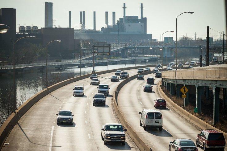 Westbound I-76 closures
