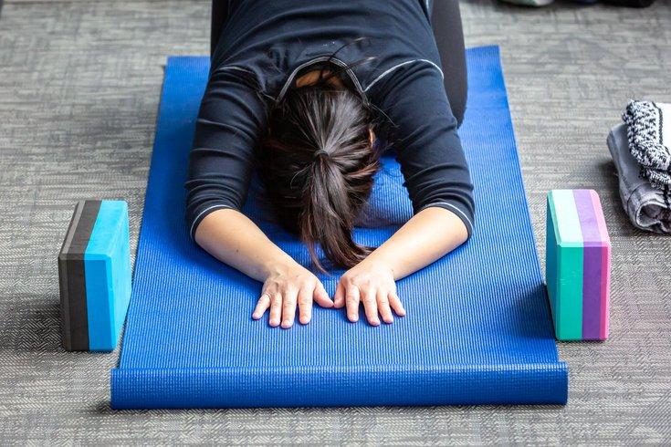 Yoga atrial fibrillation