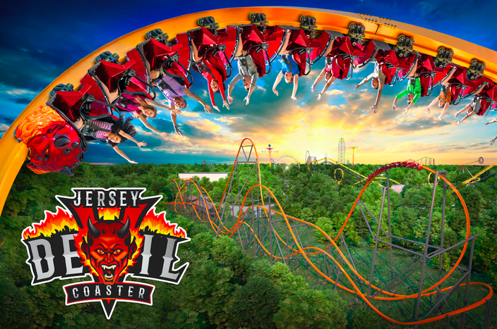 Jersey Devil Coaster Great Adventure