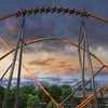 Six Flags Pine Barrens Jersey Devil coaster