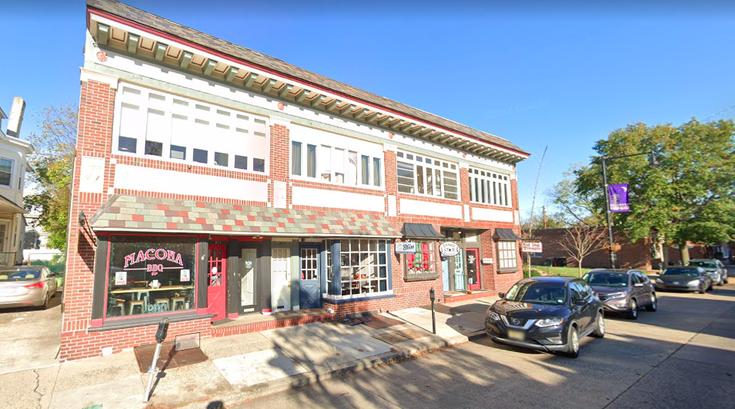 Coffee shop Collingswood