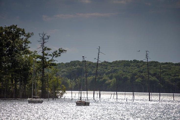 Manasquan Reservoir closed toxic algae