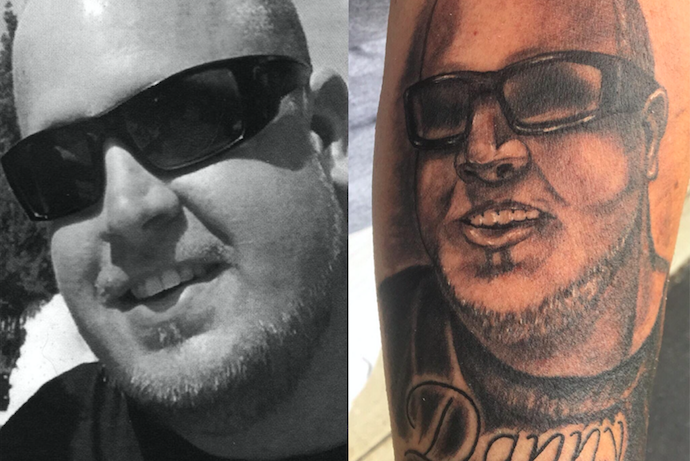 Ashes To Ink People Are Getting Their Dead Loved Ones Tattooed On