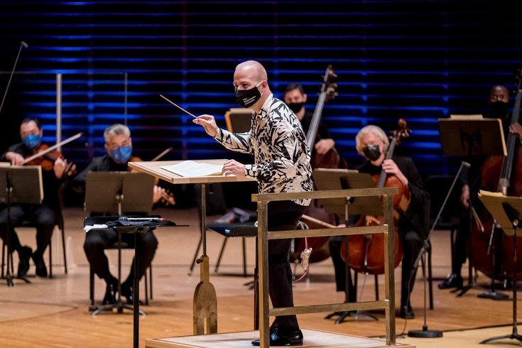 Philadelphia Orchestra at Carnegie Hall