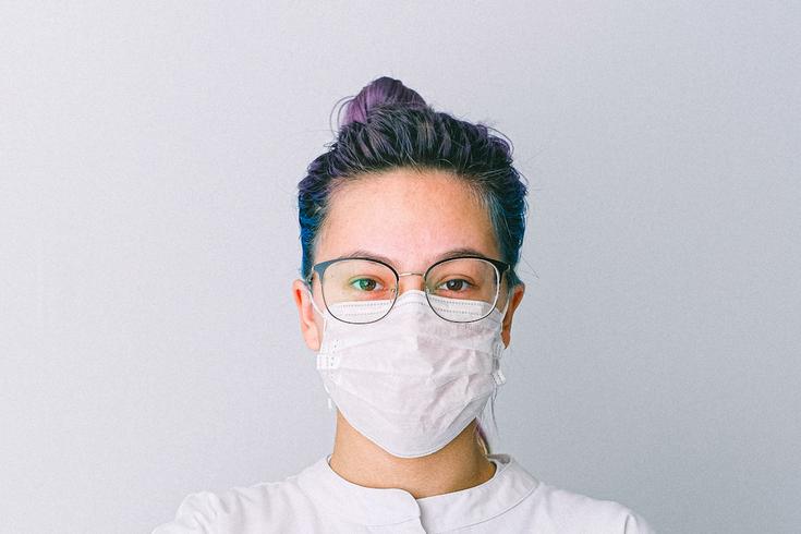 Warby Parker anti-fog spray