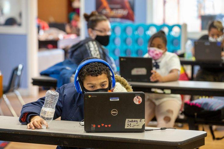 PA Schools COVID testing