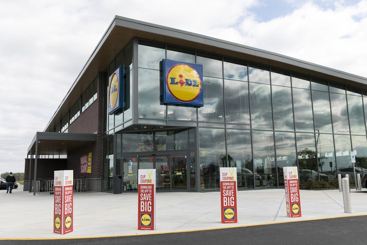 lidl grocery store 2021