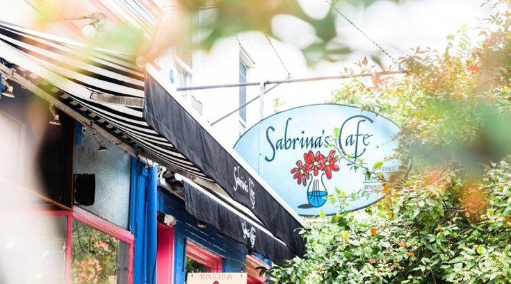 Sabrina's Cafe 20th Anniversary