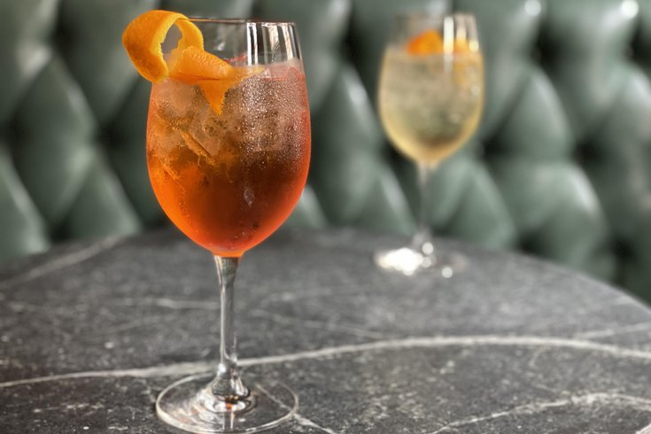 Spritz bar Royal Boucherie