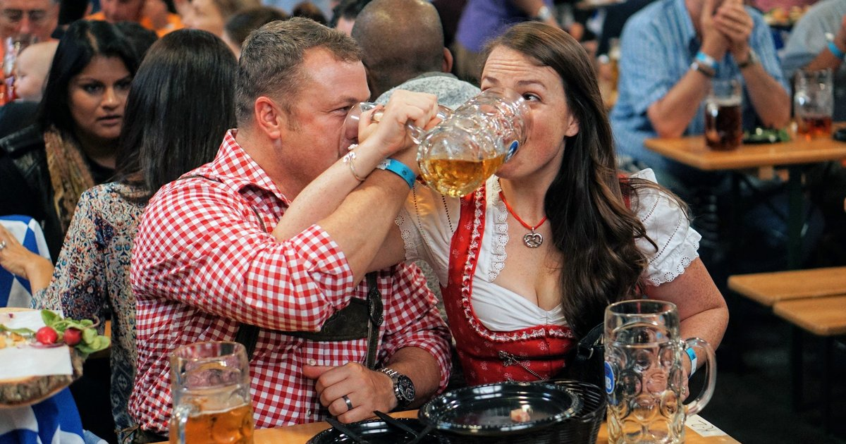 Philadelphia's Oktoberfest is one of the best in the country, survey says