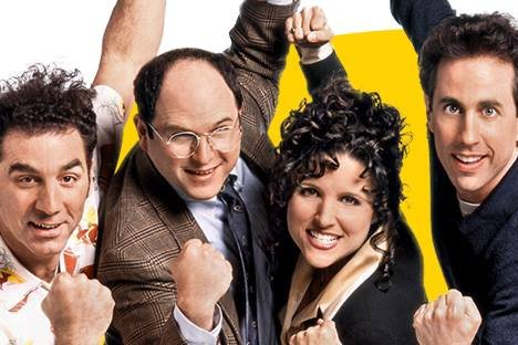 Seinfeld Netflix streaming 2021