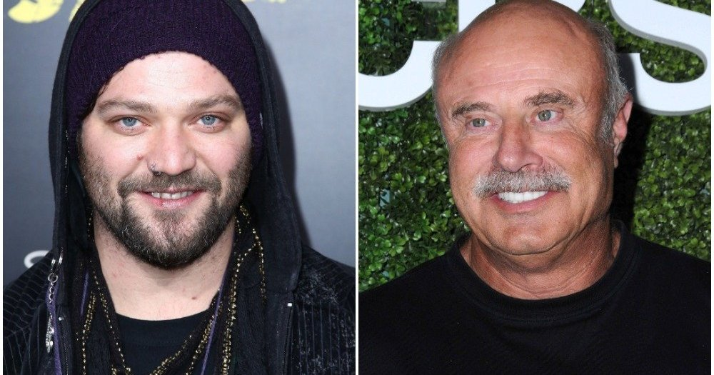 Bam Margera is going to appear on an upcoming episode of Dr. Phil
