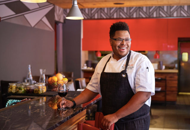 Chef Mackenson Hoerebe