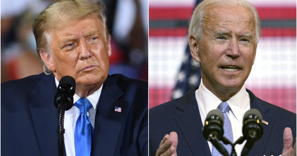 Trump-Biden debate: How to watch the candidates live on Tuesday | PhillyVoice